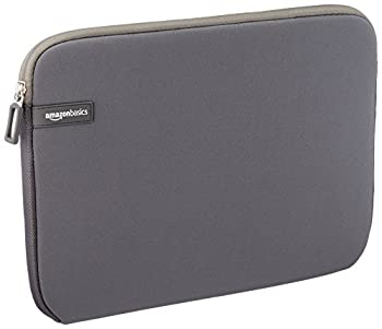 Amazon Basics 11.6-Inch Laptop Sleeve - Gray