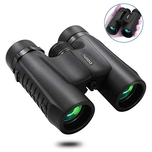 PAIPU 10X40 Compact Binoculars for Adults - Professional Powerful HD Lightweight Binoculars