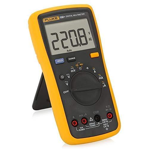 FLUKE 15B+ F15B+ Auto Range Digital Probe Multimeter Meter