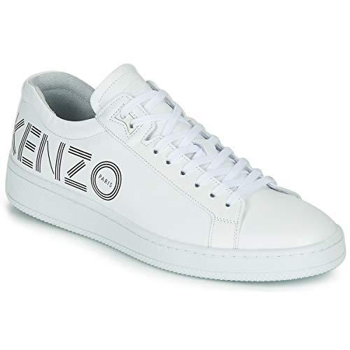 Kenzo Tennix Sneaker Damen Weiss - 39 - Sneaker Low Shoes