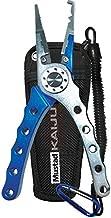 Mustad Kaiju Aluminum Plier Hd Cutters Split Ring Jaws Sheath Terminal Tackle (1 Pack), Multicolor, 7.5