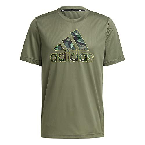 adidas Camiseta M Camo GT2 GM2111 Verde
