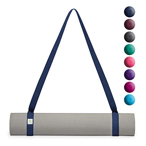 Gaiam Easy Cinch Yoga Mat Sling 1 Count Buy Online In Cook Islands Gaiam Products In Cook Islands See Prices Reviews And Free Delivery Over Nz 100 Desertcart