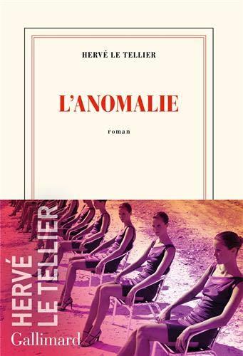 L'anomalie: roman