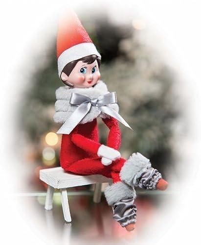 venta al por mayor barato The Elf on the Shelf Claus Claus Claus Couture Classy Capelet Set by The Elf on the Shelf  ¡No dudes! ¡Compra ahora!