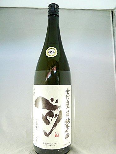 古伊万里酒造『古伊万里 前(さき) 純米吟醸』