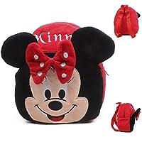 YINENG ディズニー-ミッキーのかわいい子供用バックパック,ミニスクールバッグ,男の子と女の子へのギフト,小さな子供用バッグ,財布