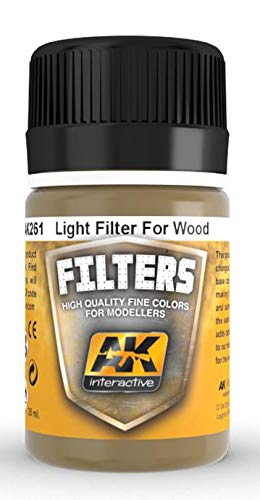 AK Interactive - 35ml Light Filter for Wood
