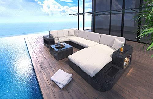 Sofa Dreams Design Bi-Places Sofa Intérieur de la Maison Vague dans Le en Forme de U