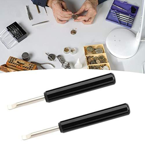 Kit de reparación de relojes, extractor de batería duradero flexible, confiable para reparación de relojes, laboratorios de electrónica industrial, apertura de cajas