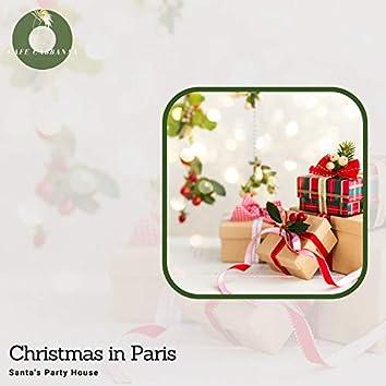 Christmas In Paris - Santa's Party House