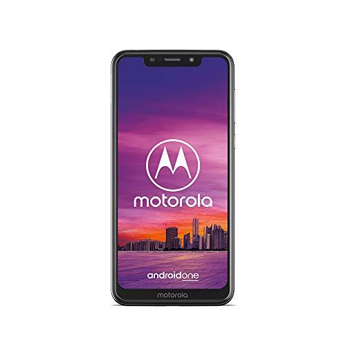 Motorola Mobility pad40000de Smartphone (14,48cm (5,86pollici), 4GB RAM/64GB, Android) Bianco [Versione Germania]