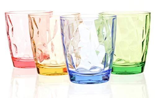 Vasos Plastico Duro Colores vasos plastico  Marca YINJOYI