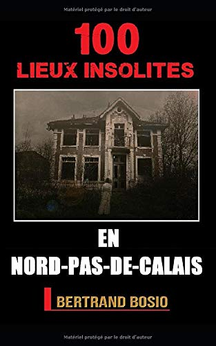 100 LIEUX INSOLITES DANS LE NORD-PAS-DE-CALAIS: Découvrez la France mystérieuse.
