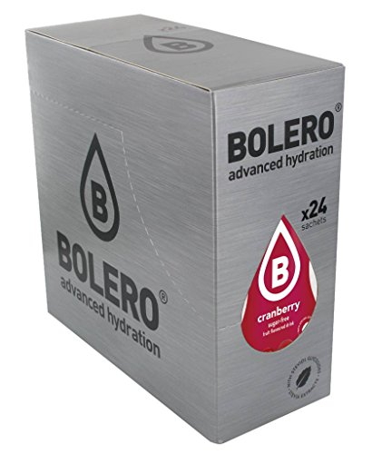 Bolero Drinks Cranberry 24 x 9g