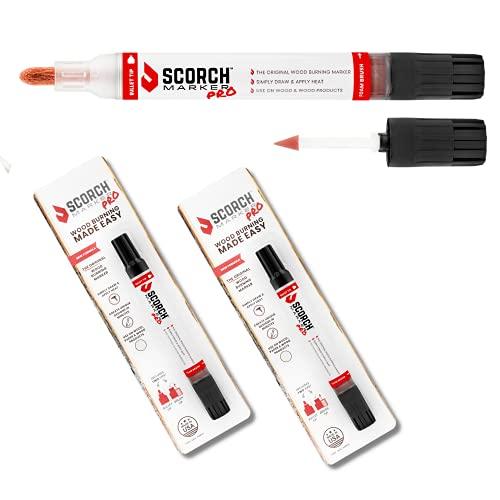 Heat Sensitive Wood Burning Pen