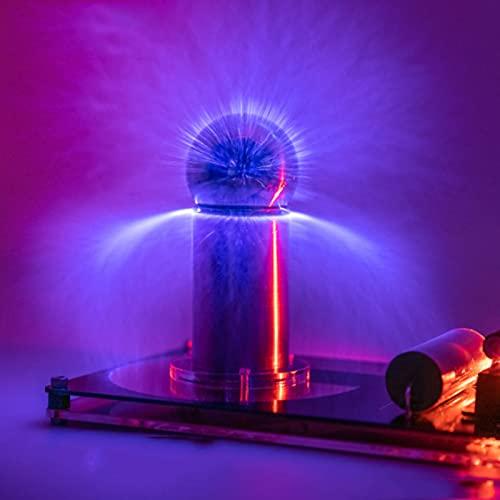 CCCYT Bobina di Tesla Tesla Coil Tempesta di Fulmini Kit di Bobine Fai-da-Te Model Science Educational Education Toy Laboratorio di Fisica per Esperimenti