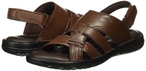 BATA Twister Leather Sandal for Men