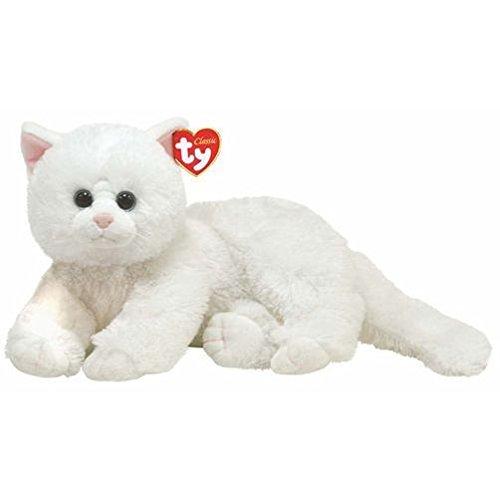 Ty Beanie 10036 Katze Crystal