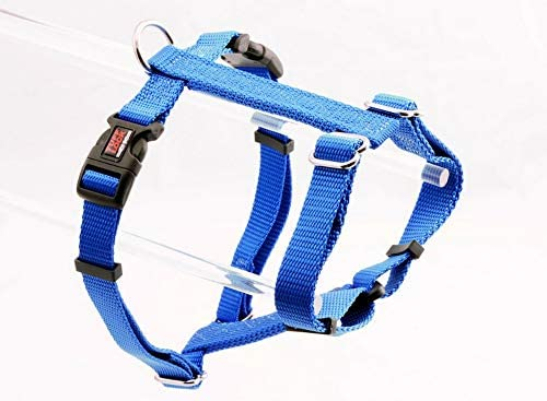Tuff Lock Durable Figure H Fully Adjustable Nylon Harness for Dog Puppy Made in USA Figure H product image