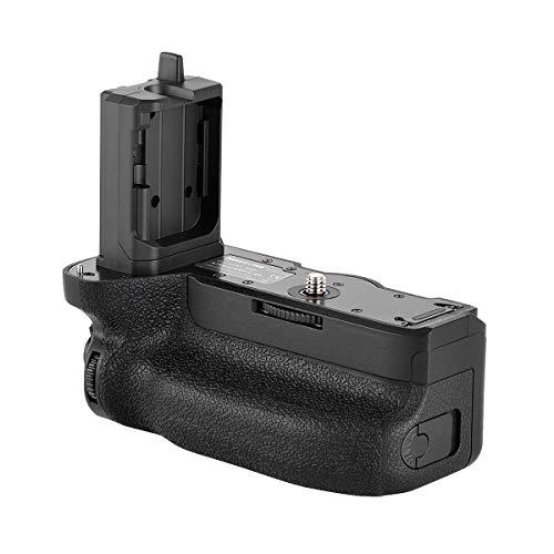 Newmowa VG-C4EM Mango de Repuesto Battery Grip para Panasonic Sony A9Ⅱ/A7R4/A7M4/A7RM4 Cámara réflex Digital