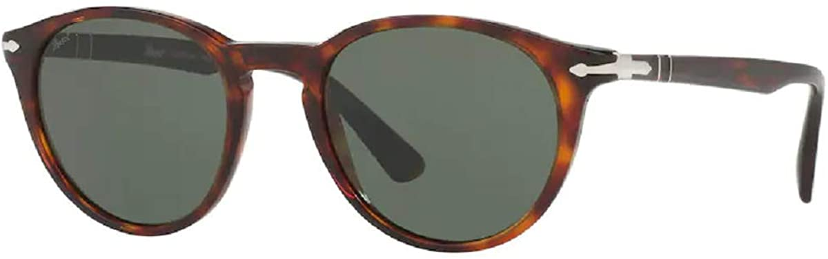 Persol PO3152S Phantos Sunglasses for Men + FREE Complimentary Eyewear Kit