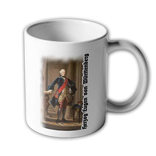 Tasse Herzog Eugen von Württemberg #34816