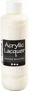 Acryllack, wetterfest, 250ml