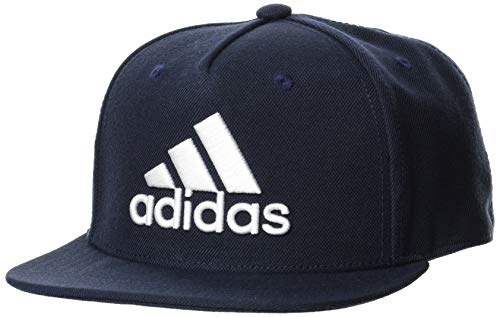 adidas Snapba Logo Cap Gorra, Unisex Adulto, Tinley/Tinley/Blanco, Talla Única
