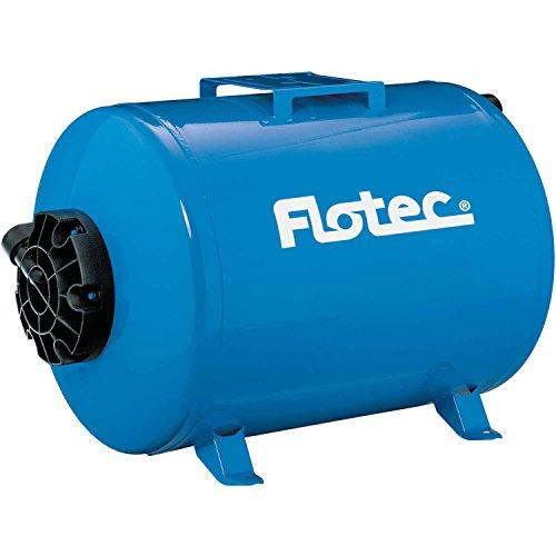 Flotec Horizontal Precharged Water System Tank