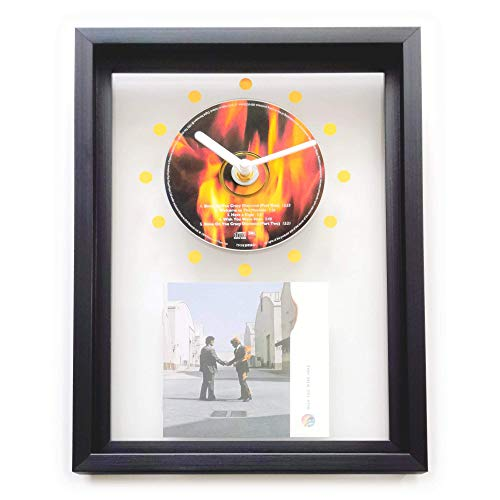 PINK FLOYD - Wish You Were Here: The Very Best Of Electric Light Orchestra = GERAHMTE CD-WANDUHR
