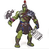 Hulk Figura De Acción Marvel Thor: Ragnarök Gladiator Personaje Modelo Juguete para Niños 18cm