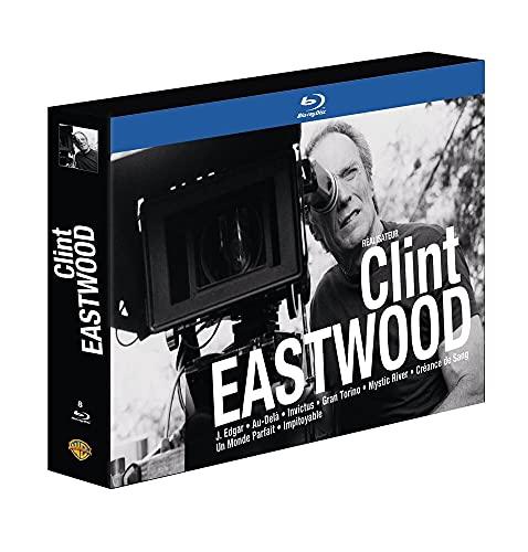Clint Eastwood réalisateur-Coffret 8 Blu-Ray [Édition Limitée]