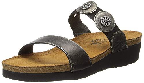 Naot Women's Marissa Wedge Sandal,Metal Leather,42 EU/10.5-11 M US