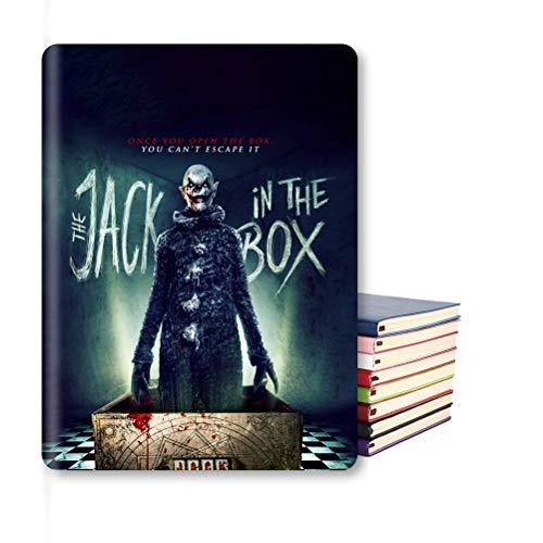 Khfkerojr The Jack in The Box Notebook Professionale Hardcover Professional Notebook College College Composizione Notebook Studio per Uomini e Donne Perfect Notebooks per Il Lavoro