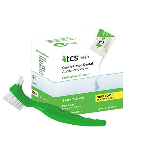 TCS Concentrated Dental Applianc...