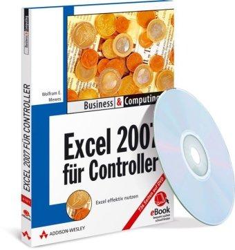 Excel 2007 für Controller - eBook auf CD-ROM (AW eBooks)