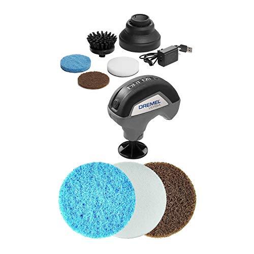 Dremel Versa Power Cleaner Kit y paquete de 3 piezas limpiador