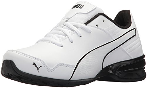 PUMA Men's Super Levitate Sneaker, White, 10.5 M US