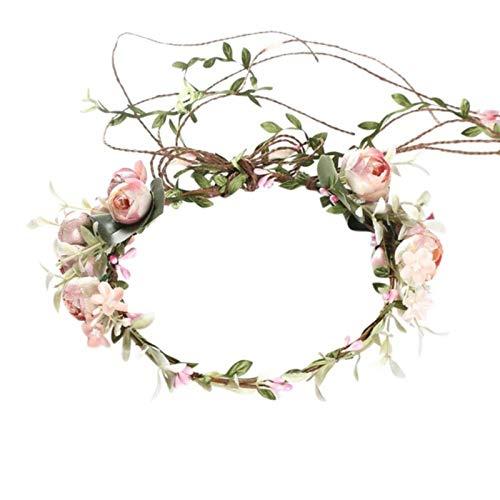 Braut Hochzeit Haarkamm Blume Mädchen Braut Haarschmuck Haarstück Für Frauen und Mädchen
