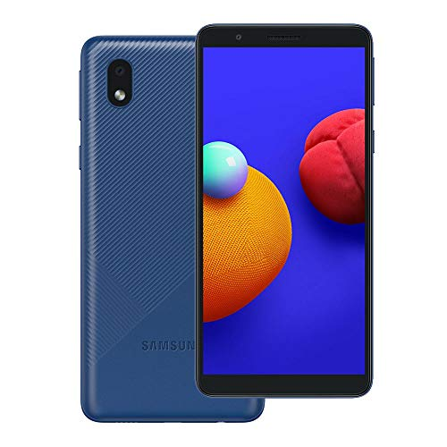 "Smartphone Samsung Galaxy A01 Core 32GB Tela 5.3"" Camera 8MP Azul"