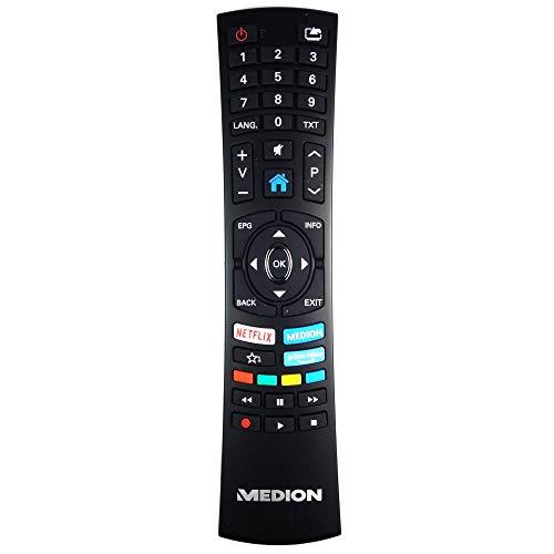 Echte TV afstandsbediening vervanging voor Medion LIFEX14000