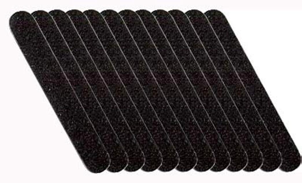 ピュー熱帯の微視的ミニ ファイル ブラック 12本