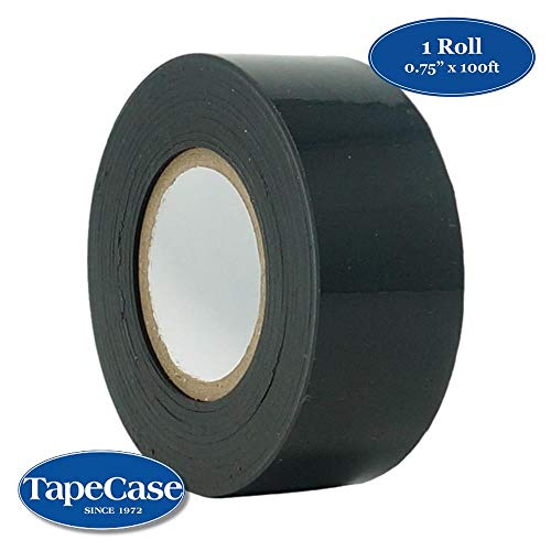 5-sj3000-blk SJ3000/0,5/in X 5/ft Schwarz Scotchmate Haken und-Loop 1/Rolle tapecase 1//2
