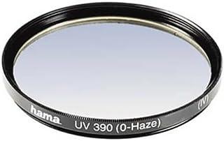 Hama UV Filter 37mm (Schutz Filter mit 2 fach Vergütung, inkl. Filterbox)