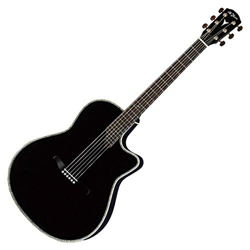 K.Yairi YD-88 BK エレアコギター エレクトリックシリーズ (Kヤイリ YD-88)