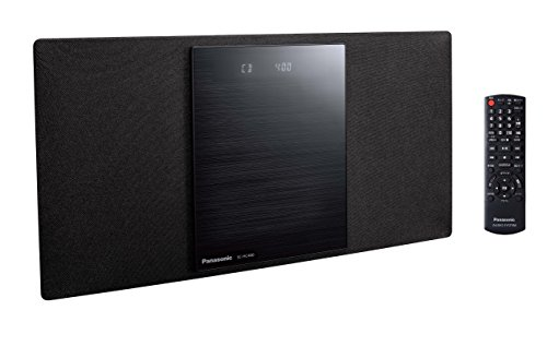 Panasonic Compact Stereo System SC-HC400-K (Black)【Japan Domestic Genuine Products】