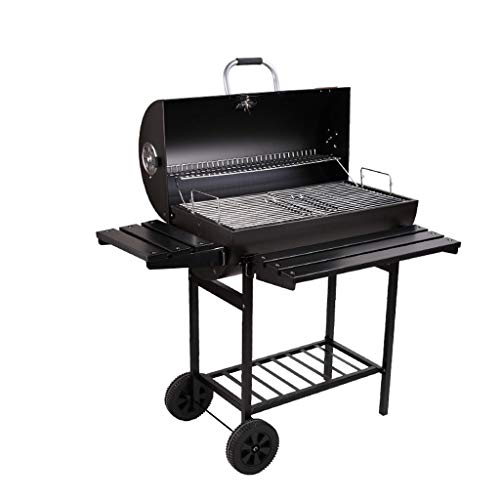 Conception portable Barbecue Accueil Cuisine pique-nique qualité de pique-nique épais en acier à double couche grillé net Barbecue au charbon extérieur de pique-nique plateau utilisateur Stable et dur