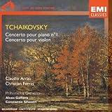 Tchaikovsky : Concerto pour piano n°1- Concerto pour violon