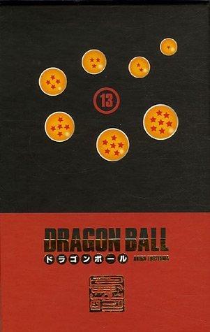 Dragon ball - Coffret nº13: tomes 25 et 26 - sens de lecture japonais